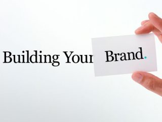 Build a Strong Brand!